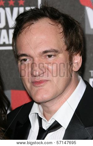 Quentin Tarantino at the 16th Annual Critics' Choice Movie Awards Arrivals, Hollywood Palladium, Hollywood, CA. 01-14-11