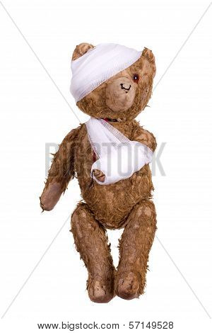 Diseased Teddybear