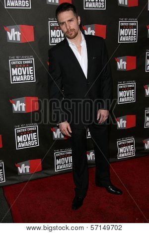 Sam Rockwell at the 16th Annual Critics' Choice Movie Awards Arrivals, Hollywood Palladium, Hollywood, CA. 01-14-11