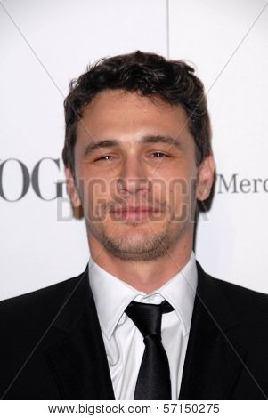 James Franco at the 2011 Art Of Elysium