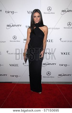 Abigail Spencer at the 2011 Art Of Elysium
