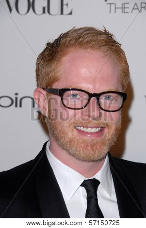 Jesse Tyler Ferguson at the 2011 Art Of Elysium