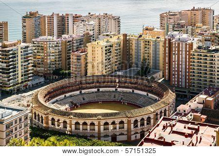 Malaga City. Spain