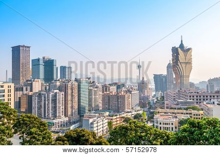 View At The Macau