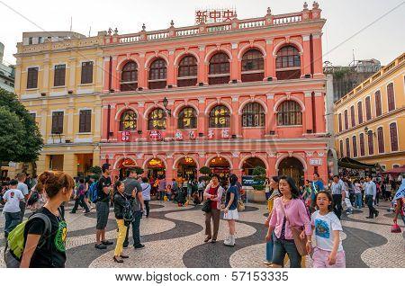Streets Of Macau