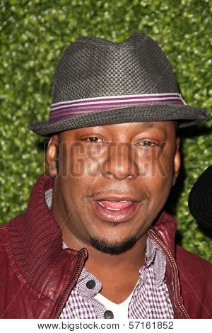 Bobby Brown  at the Black Eyed Peas 7th Annual Peapod Benefit Concert, Music Box, Hollywood, CA. 02-10-11