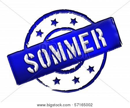 Stamp - Sommer
