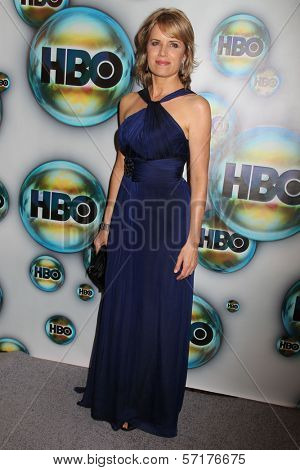 Kim Dickens at the HBO 2012 Golden Globe Awards Post Party, Beverly Hilton Hotel, Beverly Hills, CA 01-15-12