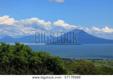 Volcano Momotombo
