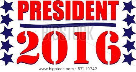 President 2016