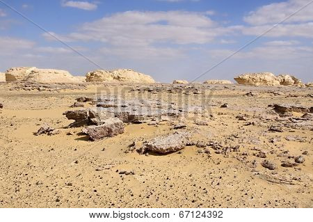 White Desert And Manganese