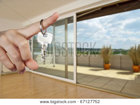 Apartment And Key