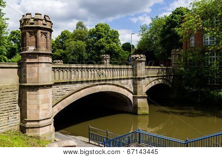 Bridge In Leicester