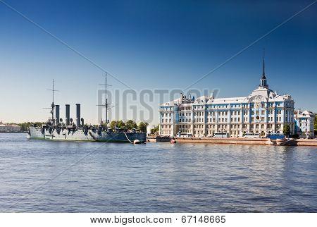 Russian Memorial Cruiser