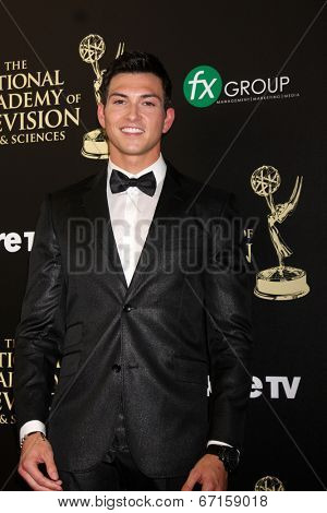 LOS ANGELES - JUN 22:  Rob Scott Wilson at the 2014 Daytime Emmy Awards Arrivals at the Beverly Hilton Hotel on June 22, 2014 in Beverly Hills, CA