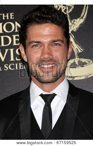 LOS ANGELES - JUN 22:  Ryan Paevey at the 2014 Daytime Emmy Awards Arrivals at the Beverly Hilton Hotel on June 22, 2014 in Beverly Hills, CA