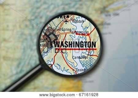 Destination Washington