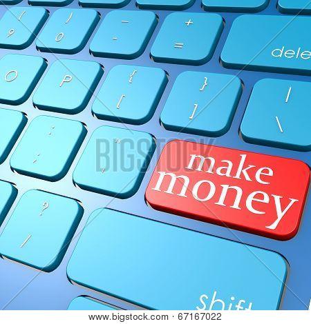 Make Money Keyboard