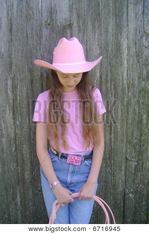 Shy Cowgirl #2