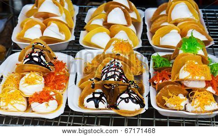 Thailand Dessert Style