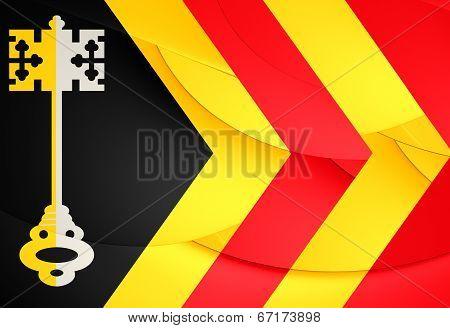 Flag Of Bladel