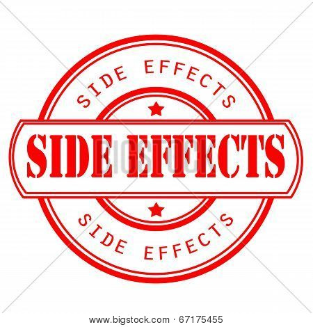 Side Effects Stamp