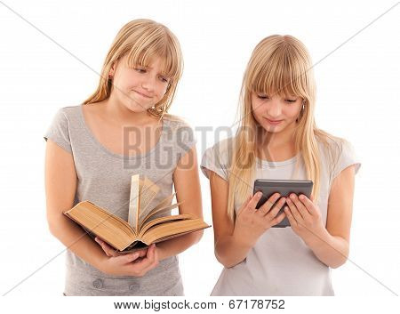Which One - Ebook Or Book