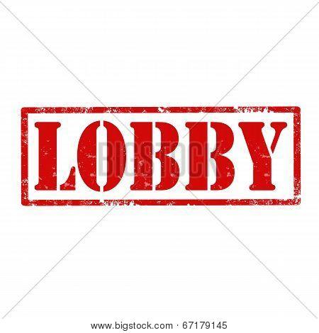 Lobby-stamp