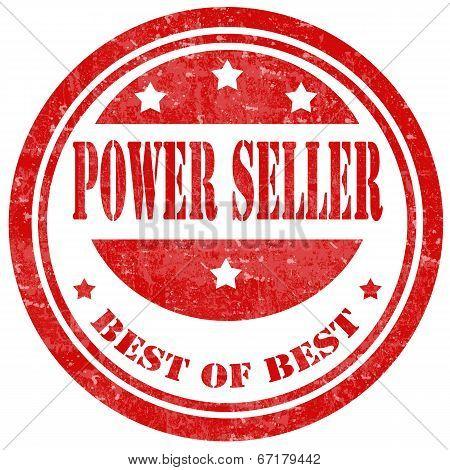 Power Seller-stamp