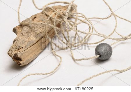 Lead On A Fishing Rope