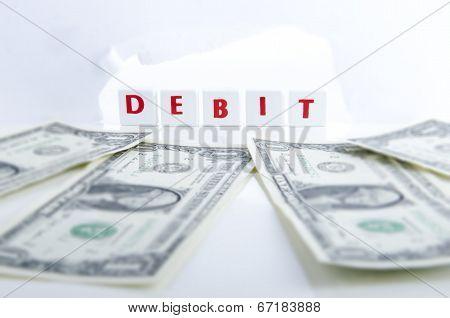 DEBIT AND MONEY