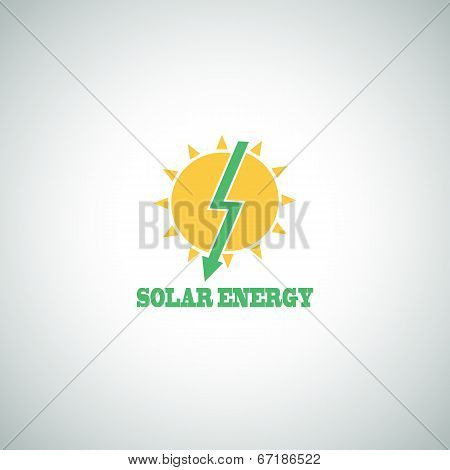 Solar Energy Symbol