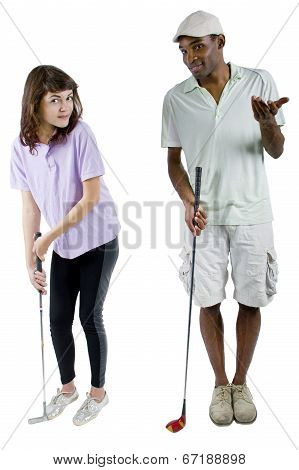 Golf Tutorials