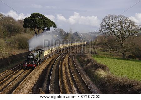 Great Western Steam