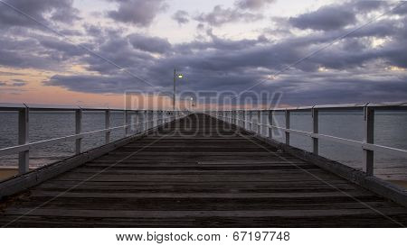 Hervey Bay Australia - Sunrise