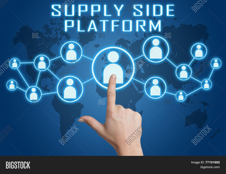 Supply side platform image photo bigstock supply side platform pooptronica