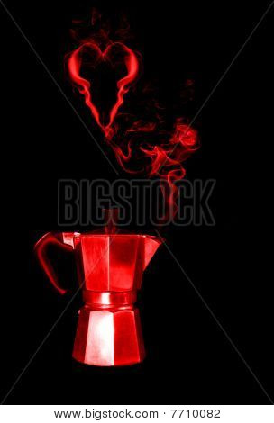 Red Hot Coffee