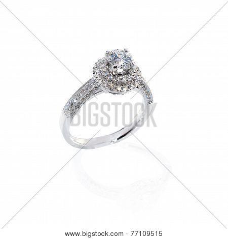 Diamond Ring Wedding Gift