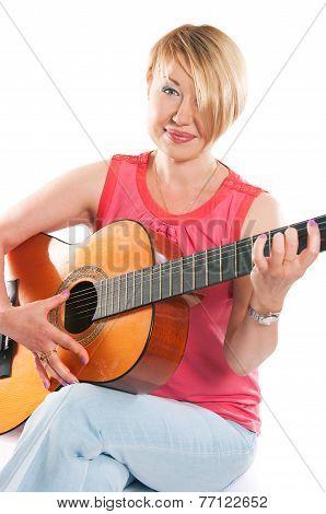 Joyful Woman