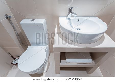 Esthetic Toilet