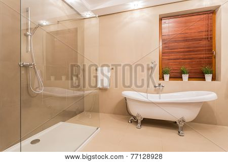 Exclusive Bathroom