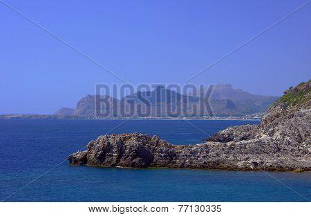 Rocky promontory
