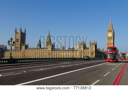 Westminster And London Bus