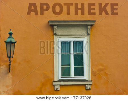 Pharmacy Window
