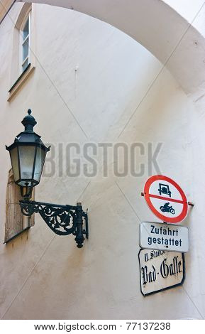 Klagenfurt Alley