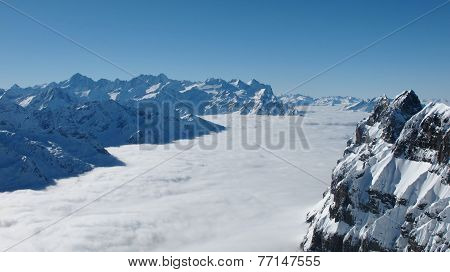 View From The Titlis