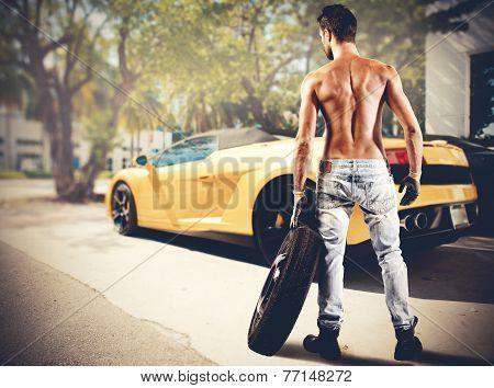 Sexy Mechanic
