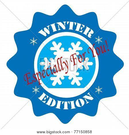 Winter Edition-label