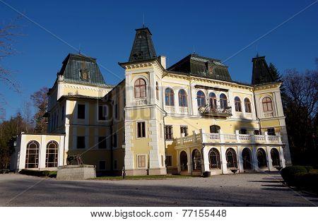 Manor-house Betliar, Slovakia