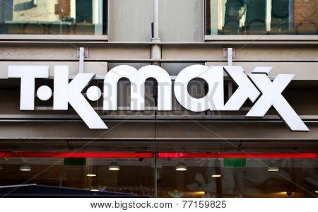 T. K. Maxx Store In London